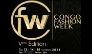 Congo Fashion Week 2016 - Behind the scene suite