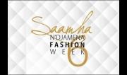 SAAMHA NDJAMENA FASHION WEEK 2016