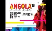 ANGOLA INTERNATIONA FASHION SHOW 2016 DAY1 1ere partie