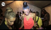 Dakar Fashion Week 2014 Backstage Guediawaye
